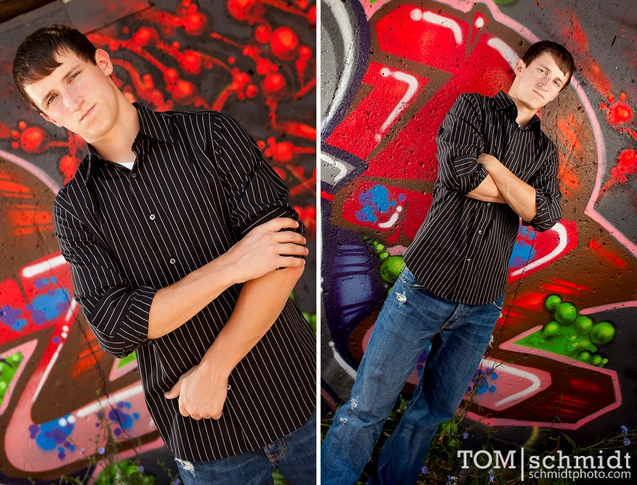 High School Pictures - Guy Senior Portraits