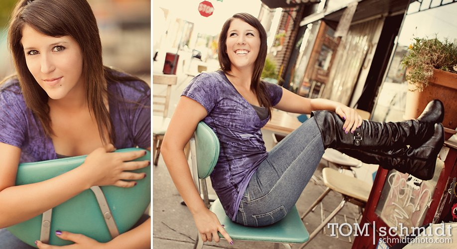 Tom Schmidt Photography - Downtown KC - Senior Picture Ideas
