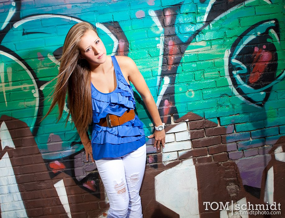 TS, Outdoor Senior Photos, Kansas City