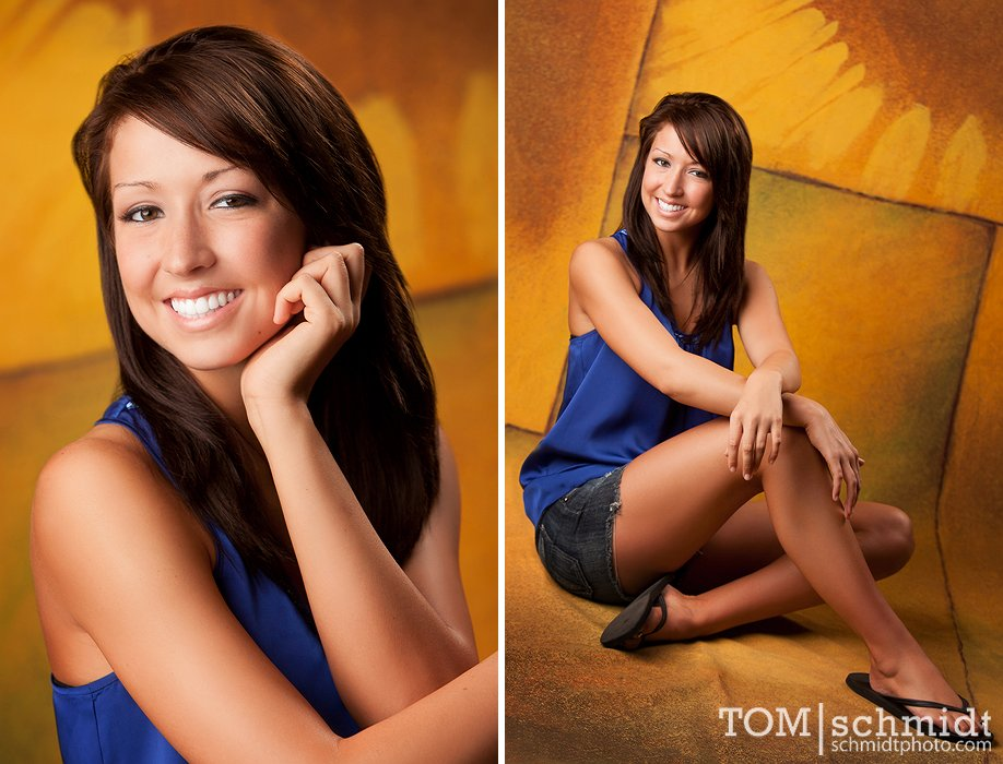 Poses for Senior Pictures - Outdoor Portraits - TS