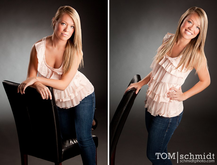 Senior Portrait Tips - Outdoor Senior Pictures