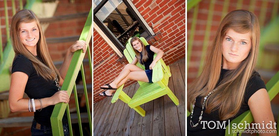 Photographer Missouri - High School Portraits