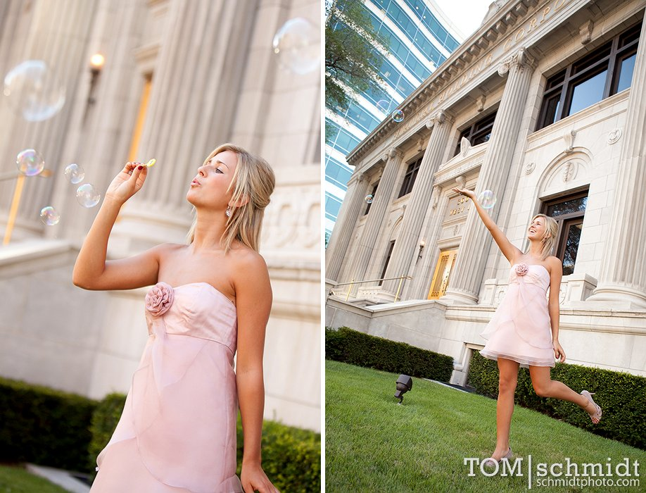 Senior Portrait Ideas - Tom Schmidt - Overland Park