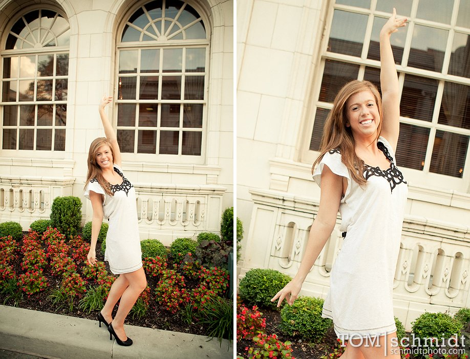 Kansas City Photographer - Tom Schmidt - Senior Portraits