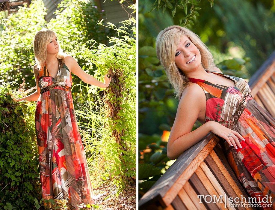 Tom Schmidt Photography, Kansas City, Senior Models