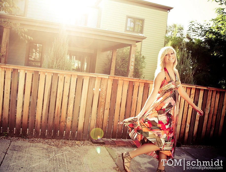 KCMO, Senior Portrait Photography, Tom Schmidt Photo