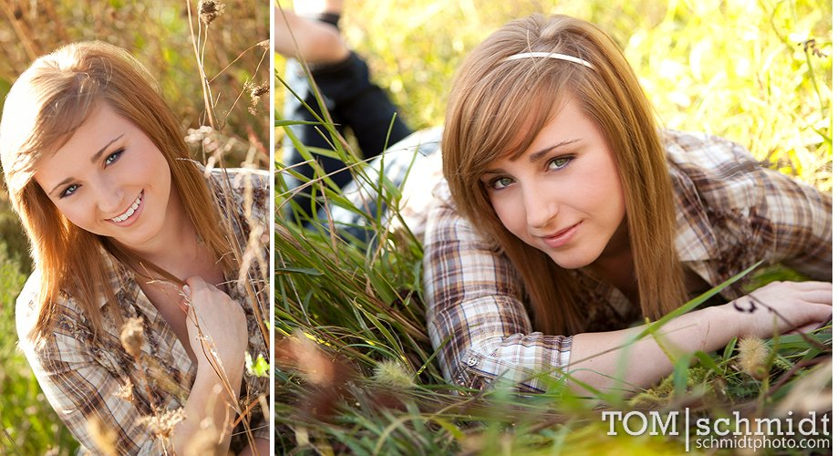 Kansas City Photographer - TS - Senior Picture Poses