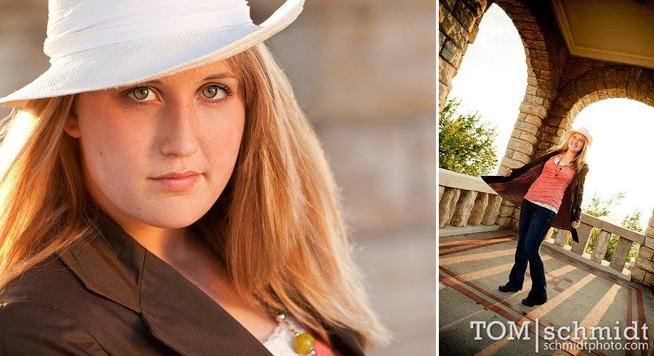 High School Senior Pictures - Tom Schmidt Photo - Senior Shoots KC
