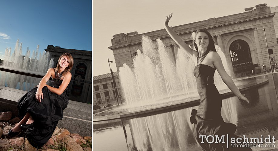 TS Photography - city look portraits - Senior prices