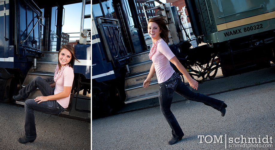 Fashion Photography - Awesome high school portraits - city look portraits