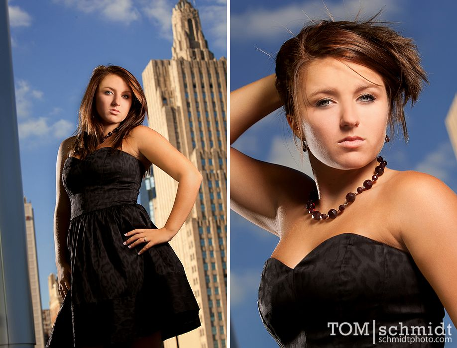 high school portraits, Tom Schmidt Photography