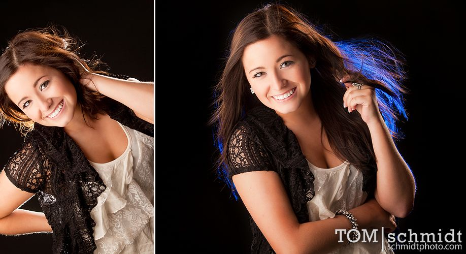 Glamour Portaits - Beauty headshots - Tom Schmidt