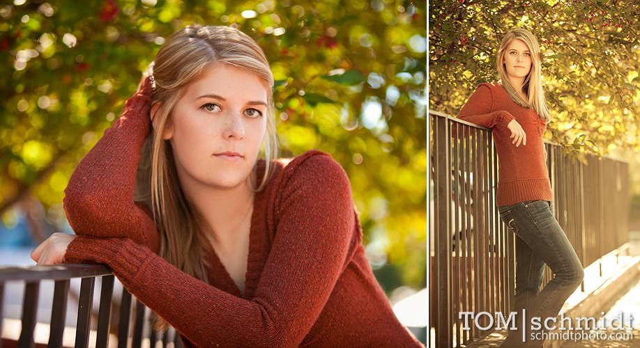 Senior Picture Tips - Ideas for your Shoot - Tom Schmidt