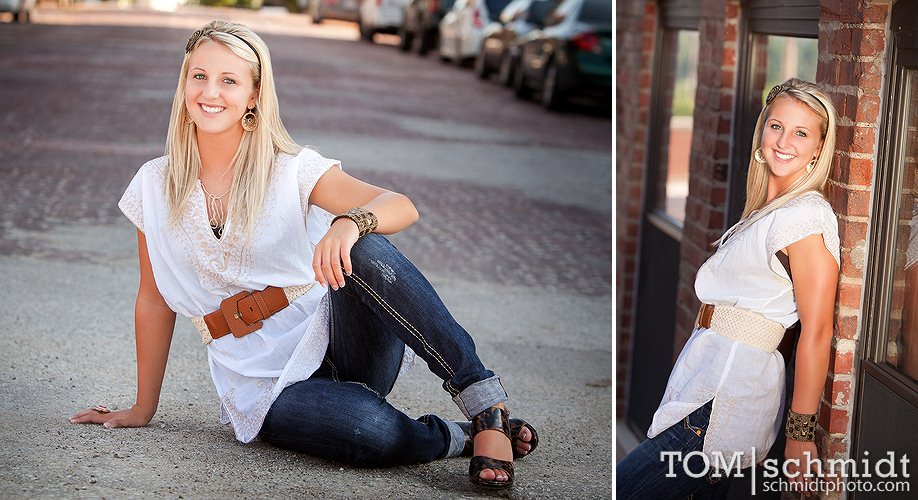Summer Portraits - Tom Schmidt Photo - KC's Best Portrait Photographer