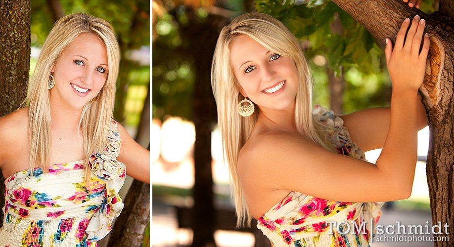creative senior portraits - Studio Images - Downtown KC