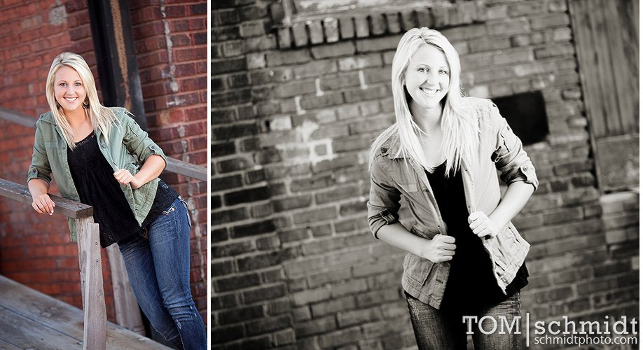 Urban Portrait Ideas - Funky Pictures - Black and white portraits