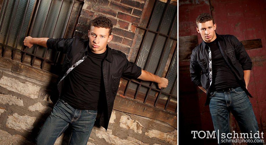 Urban Portraits with a fashion edge - TS Photo