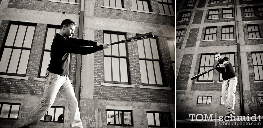 Guy Senior Poses - Outdoor senior picture gallery - Tom Schmidt