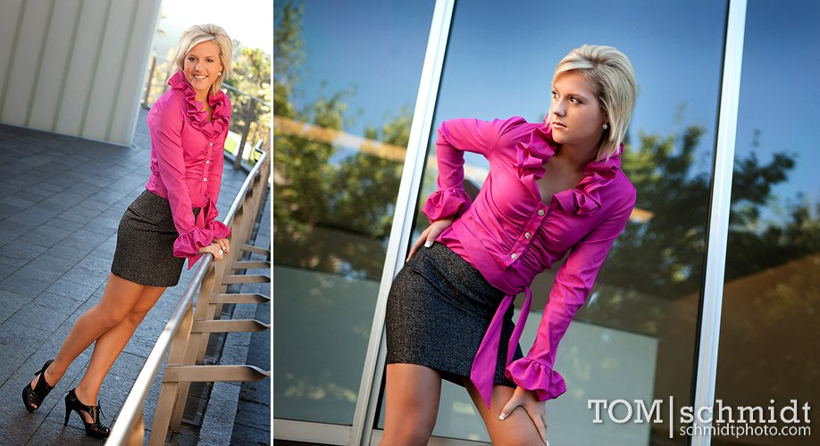 Natural Light Portraits in Missouri - Tom Schmidt Photography Tips for Senior Shoots