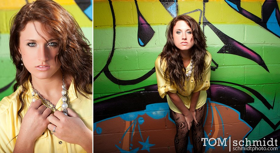 Hot Senior Portraits - Ideas for Posing - Tom Schmidt Photographer
