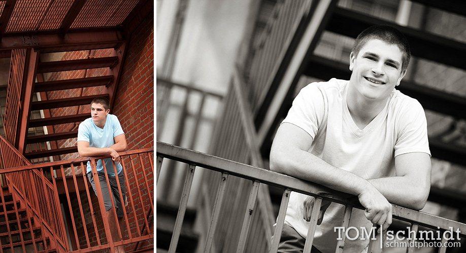 ty s senior shoot guy senior portrait shoots by tom schmidt