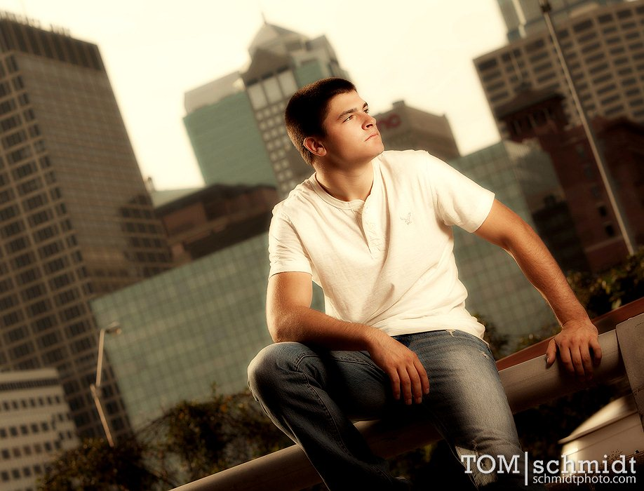 Best KC Senior Pictures - Tom Schmidt Photo - Richmond High School