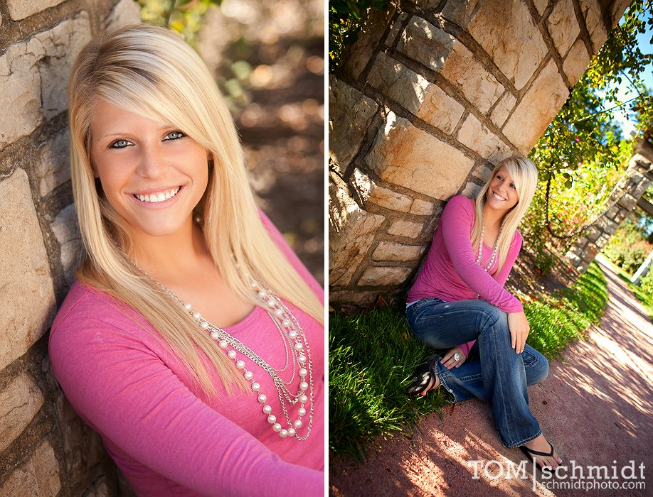 Beautiful Outdoor Senior Photos Gallery - Tom Schmidt Photographer - Facebook Images