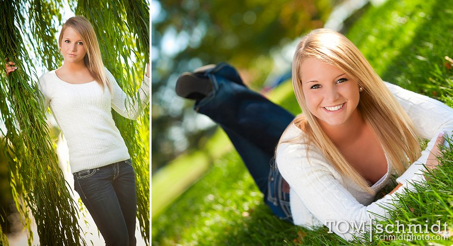 Tom Schmidt Photography - Best KC Senior Pictures - Richmond High School