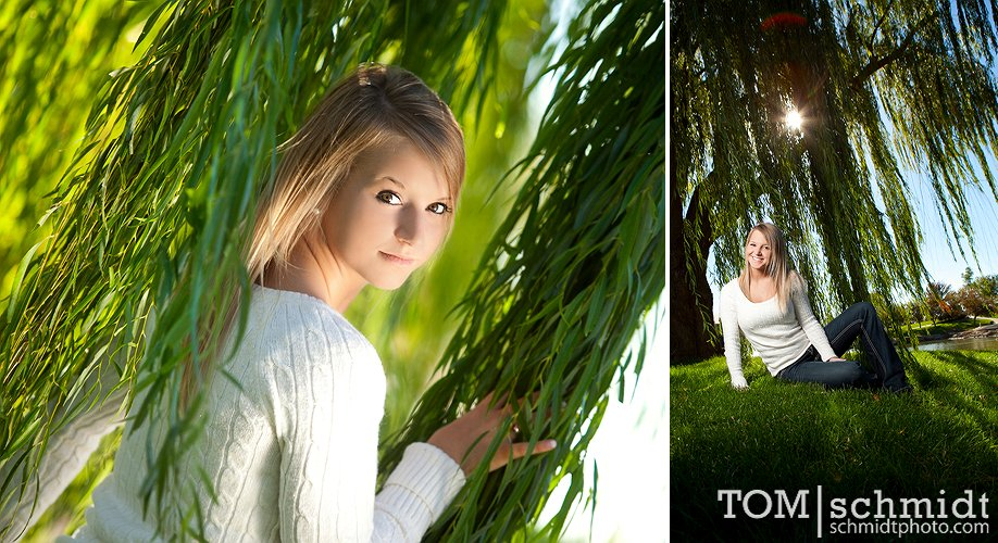 Senior Picture Poses - Top KC Photographer Tom Schmidt