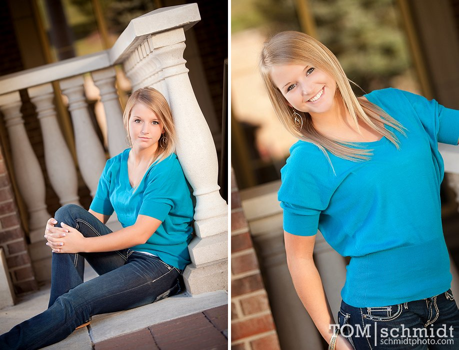 Kansas City Portrait Ideas - Senior Shoot.com - Tom Schmidt