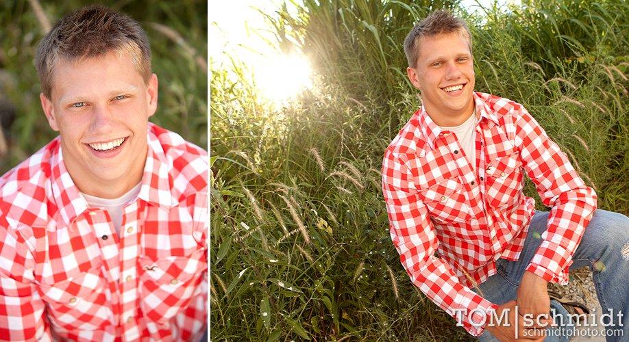 Outdoor Senior Shoot - On Location Portraits