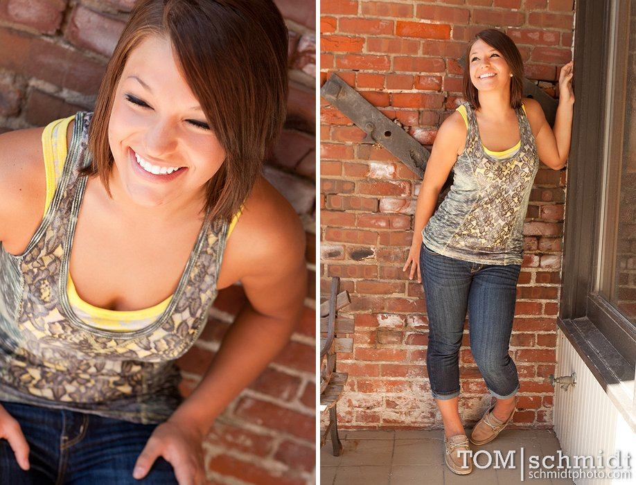 Beautiful Senior Shoots - KCMO - Downtown Kansas City