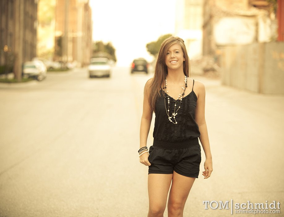 TS Photography - Downtown Kansas City - Senior Pictures