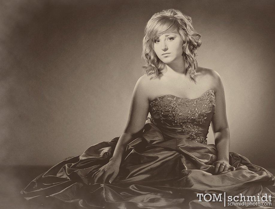 Studio Portraits - Musician Pictures - Senior Picture Samples