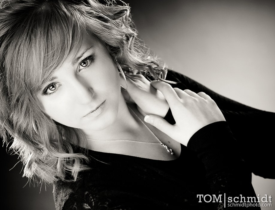 Funky Senior Pictures - Edgy Portraits by TS