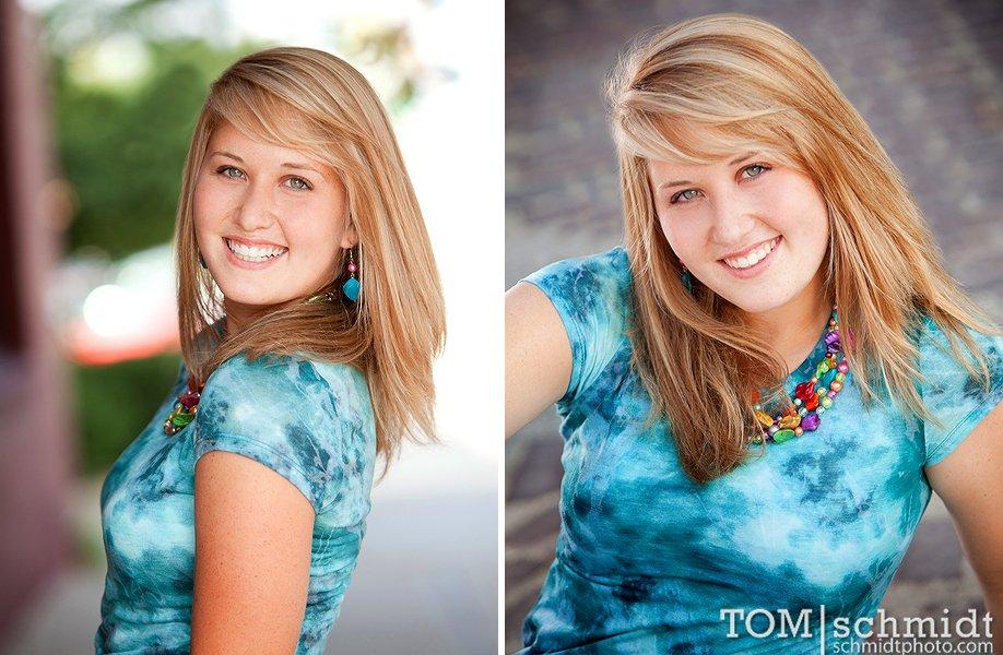 Urban Portraits - On-Location Senior Shoots in KC - TS
