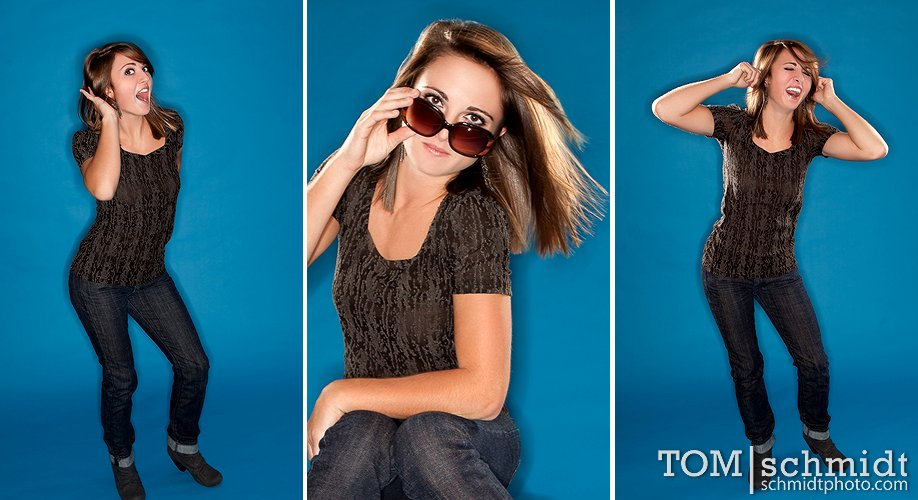 great senior photographs - stylish portraits - great senior pictures