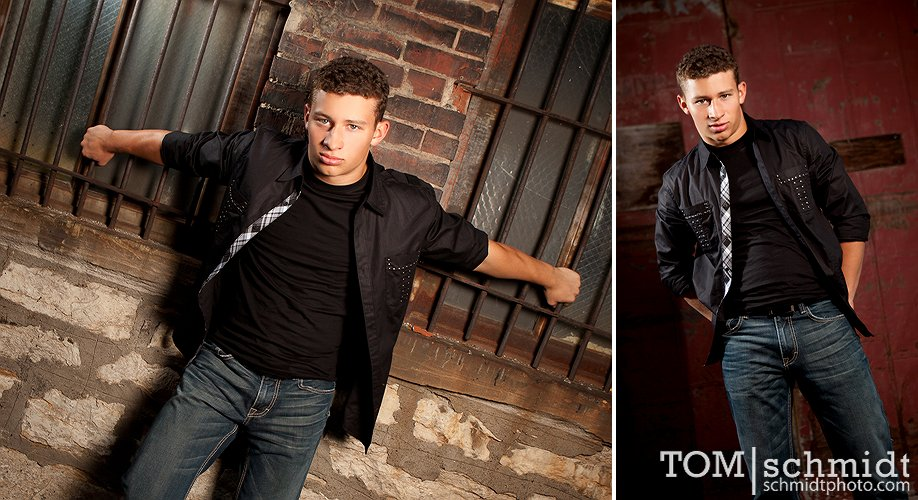 Urban Portraits with a fashion edge - TS Photo
