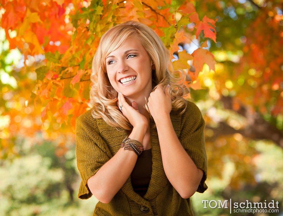Outdoor Senior Portrait Gallery - Senior Girls Pictures examples -Kansas City, Missouri