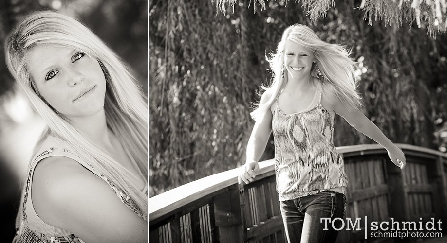 Fashion Inspired Senior Portrait photographer TS