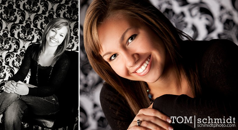 Studio Portraits - TS Photographer - Ideas for your senior shoot